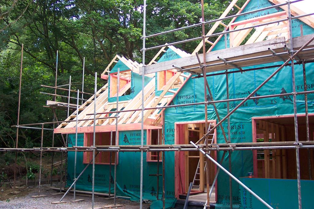 Fforest Timber Engineering Timber Frame